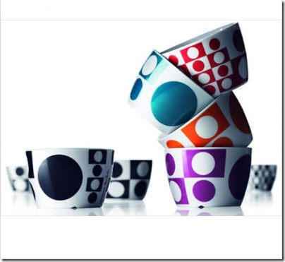 Pernille Vea and Verner Panton Dinnerware Collection