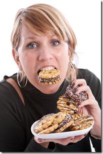 overeating-girl